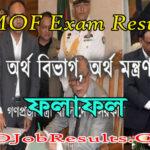 MOF Exam Result 2021