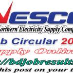 NESCO Job Circular 2019