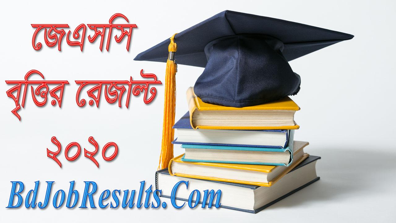 JSC Scholarship Result 2021