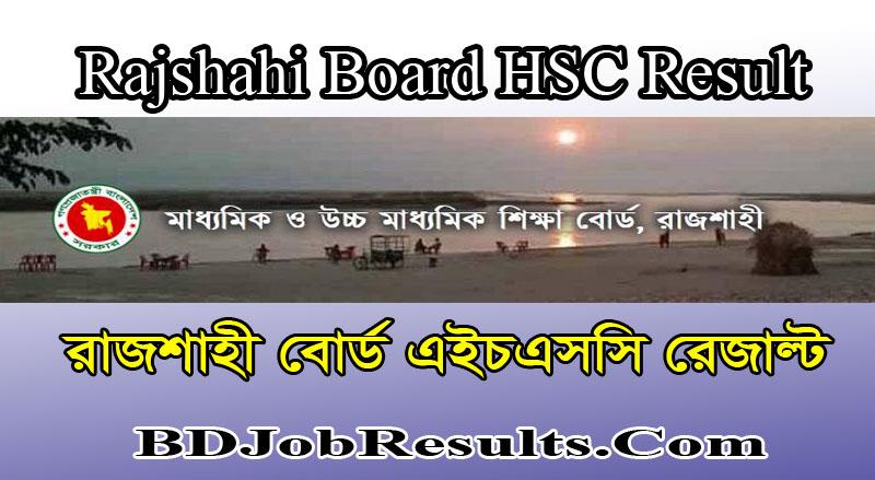 Rajshahi Board HSC Result 2020