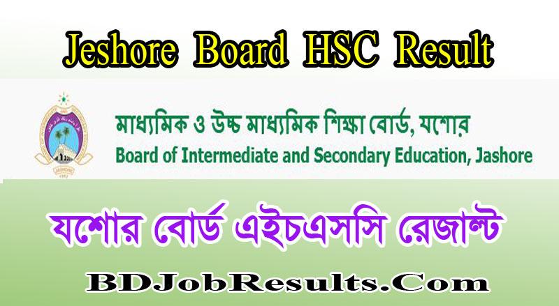 Jessore Board HSC Result