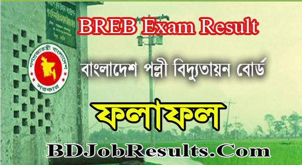 BREB Exam Result 2021